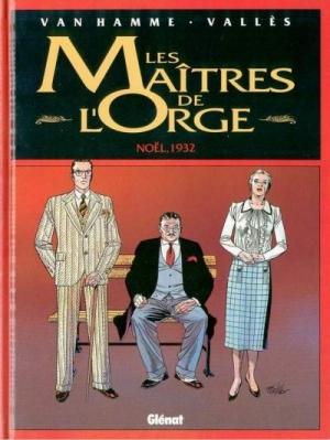 Couverture Les Maîtres de l'Orge, tome 4 : Noël, 1932