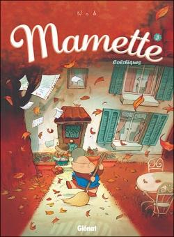 Couverture Mamette, tome 3 : Colchiques