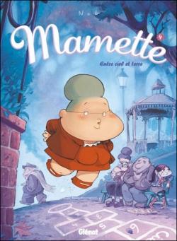 Couverture Mamette, tome 4 : Entre ciel et terre