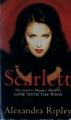 Couverture Scarlett Editions Macmillan 1992