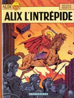 Couverture Alix, tome 01 : Alix l'intrépide