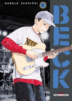 Couverture Beck, tome 06