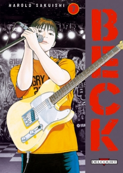Couverture Beck, tome 07