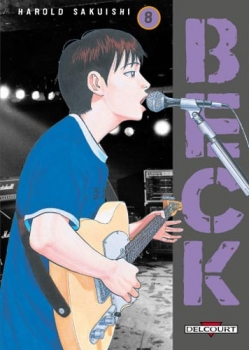 Couverture Beck, tome 08