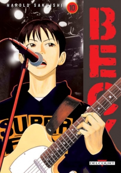 Couverture Beck, tome 10