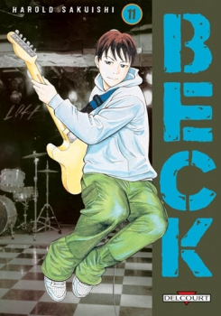 Couverture Beck, tome 11