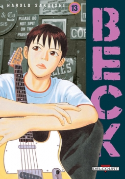 Couverture Beck, tome 13