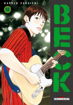 Couverture Beck, tome 14