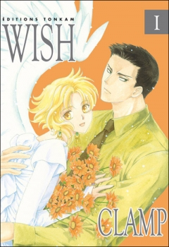 Couverture Wish, tome 1