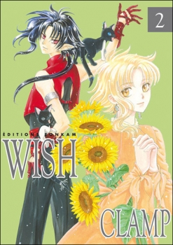 Couverture Wish, tome 2