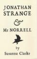 Couverture Jonathan Strange & Mr Norrell Editions Robert Laffont 2007