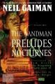 Couverture Sandman, tome 01 : Préludes et Nocturnes Editions Vertigo 1991