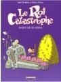 Couverture Le Roi Catastrophe, tome 9 : Adalbert fait des affaires Editions Delcourt 2005
