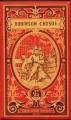 Couverture Robinson Crusoé Editions Emile Guérin 1889