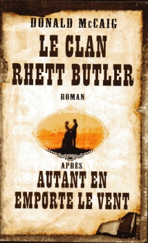 Couverture Le clan Rhett Butler