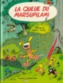 Couverture Marsupilami, tome 01 : La queue du Marsupilami Editions Marsu Productions 1987