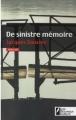 Couverture De sinistre mémoire Editions Les Nouveaux auteurs 2010