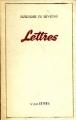 Couverture Lettres Editions Variétés 1945