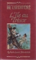 Couverture L'île au trésor Editions Fabbri (Bibliothèque de l'Aventure) 1997