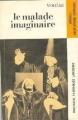 Couverture Le malade imaginaire Editions Larousse (Nouveaux classiques) 1970