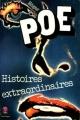 Couverture Histoires extraordinaires Editions Le Livre de Poche (Classique) 1972