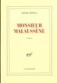 Couverture La saga Malaussène, tome 4 : Monsieur Malaussène Editions Gallimard  (Blanche) 1995