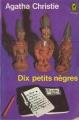 Couverture Dix petits nègres Editions Le Livre de Poche (Policier) 1981