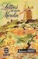 Couverture Lettres de mon moulin Editions Le Livre de Poche 1970