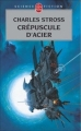 Couverture Crépuscule d'acier Editions Le Livre de Poche (Science-fiction) 2008