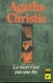 Couverture La mort n'est pas une fin Editions Librairie des  Champs-Elysées  (Le club des masques) 1988