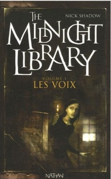Couverture The Midnight Library, tome 01 : Les voix
