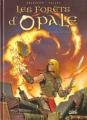 Couverture Les forêts d'Opale, tome 2 : L'envers du grimoire Editions Soleil 2001