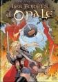 Couverture Les forêts d'Opale, tome 3 : La cicatrice verte Editions Soleil 2003