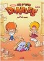 Couverture Les P'tits Diables, tome 02 : C'est pas nous ! Editions Soleil 2004