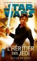 Couverture Star Wars : L'Héritier des Jedi Editions Pocket 2017