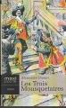 Couverture Les Trois Mousquetaires Editions Maxi-Livres 2002