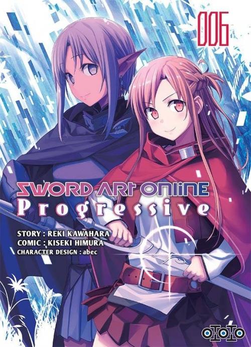 Couverture Sword Art Online : Progressive, tome 6