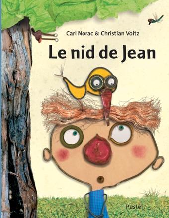 Couverture Le nid de Jean