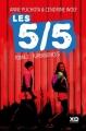 Couverture Les 5/5, tome 2 : Turbulences Editions XO (Jeunesse) 2018