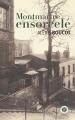 Couverture Montmartre ensorcelé Editions MarivolE 2017