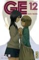 Couverture GE : Good ending, tome 12 Editions Kana (Shônen) 2014