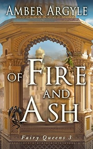 Couverture Fairy Queen, book 1.5: Of Fire and Ash