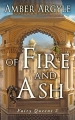 Couverture Fairy Queen, book 1.5: Of Fire and Ash Editions Starling Books 2016