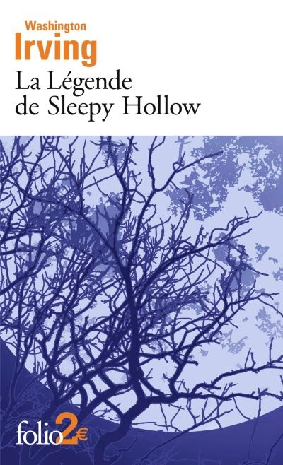 Couverture Sleepy Hollow : La légende du cavalier sans tête / La légende de Sleepy Hollow