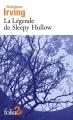 Couverture Sleepy Hollow : La légende du cavalier sans tête / La légende de Sleepy Hollow Editions Folio  (2 €) 2018