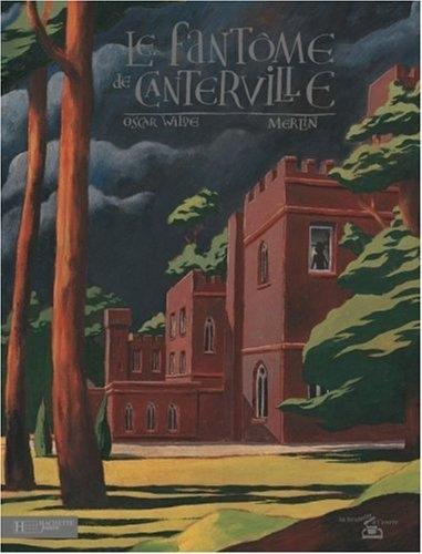 Couverture Le fantôme de Canterville
