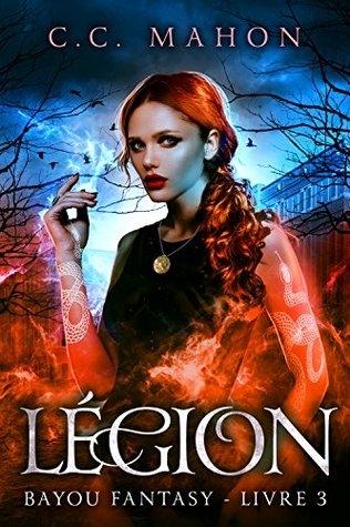 Couverture Bayou fantasy, tome 3 : Légion
