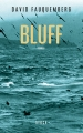 Couverture Bluff Editions Stock (La Bleue) 2018