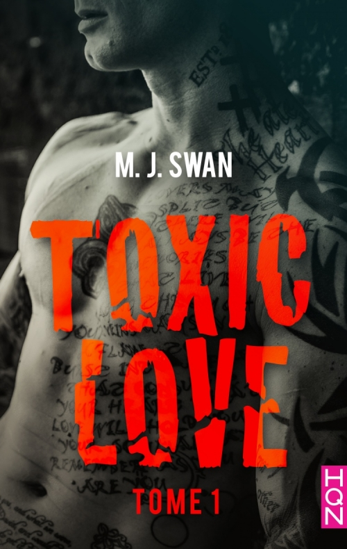 Couverture Toxic love, tome 1