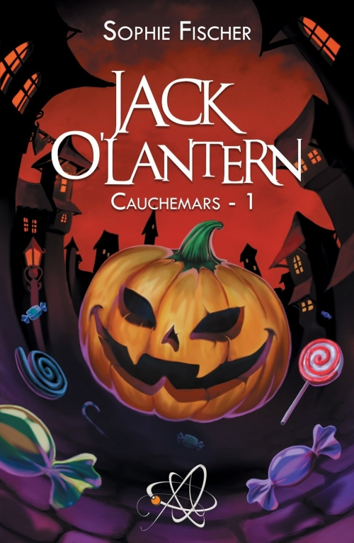Couverture Cauchemars, tome 1 : Jack O'Lantern